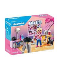 Playmobil City Life  Geschenkset 'Social Media ster' 70607