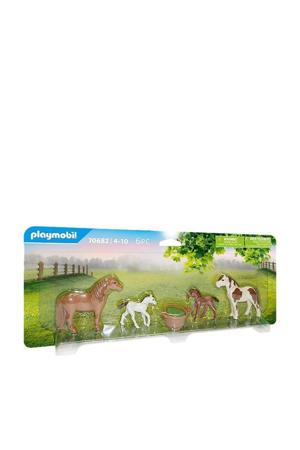 Pony's met veulens 70682