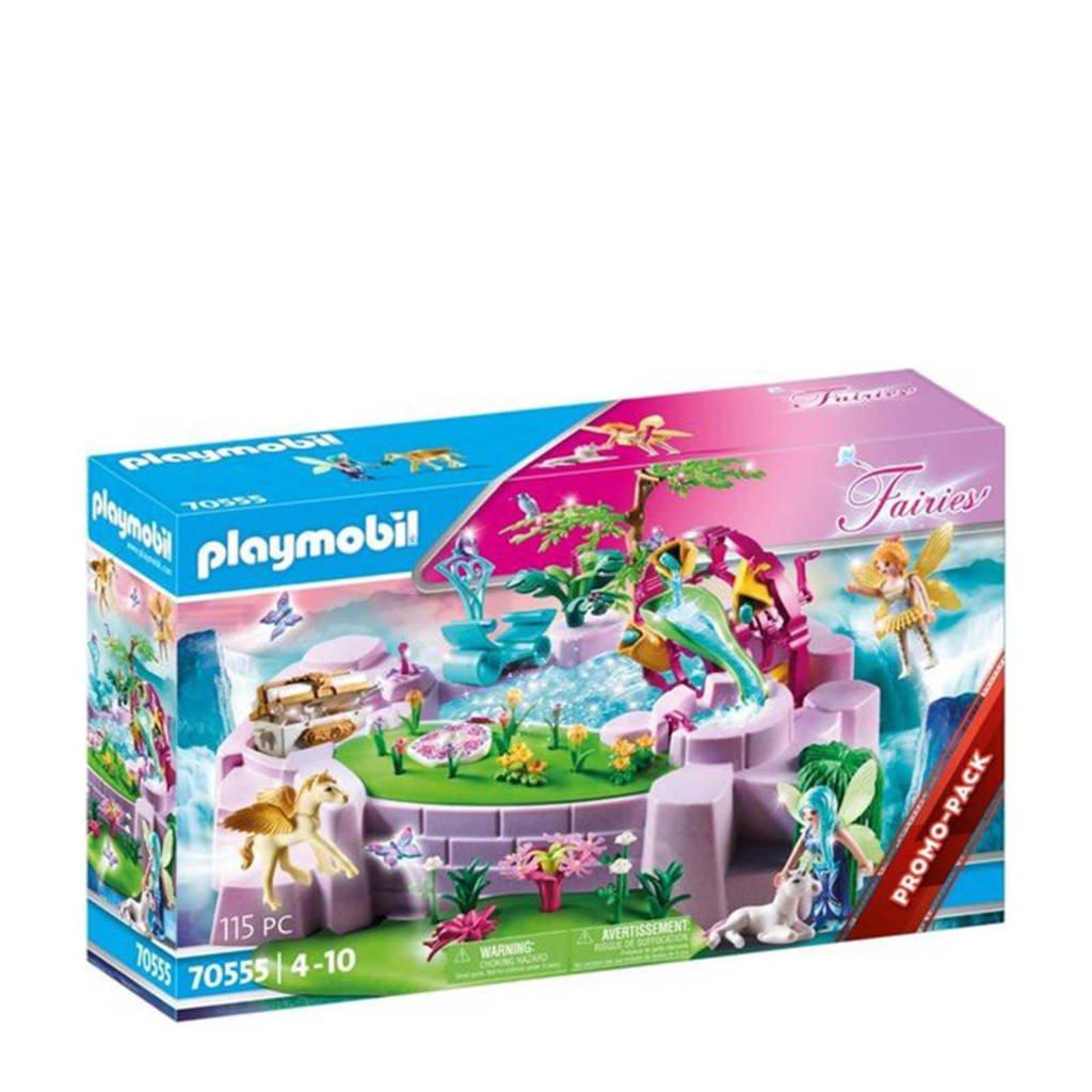 Playmobil Fairies  Magisch meer in sprookjesland  70555