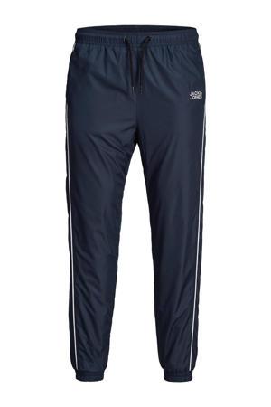 sportbroek JJIACE donkerblauw/wit