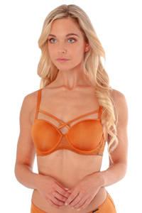 Sapph voorgevormde beugelbh Fabulous oranje, Oranje