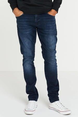 slim fit jeans Bates dark denim