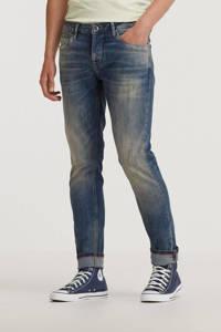 Cars slim fit jeans Storm blauw, Blauw