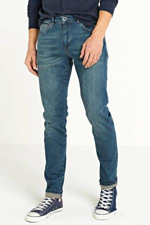 slim fit jeans Bates green cast