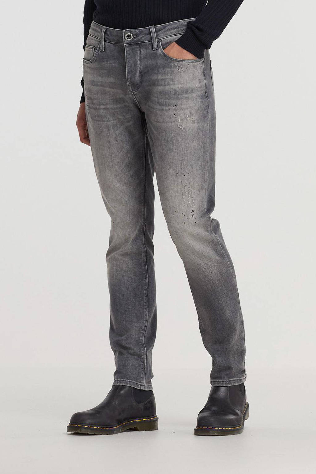 Cars slim fit jeans Storm grey used, Grey used