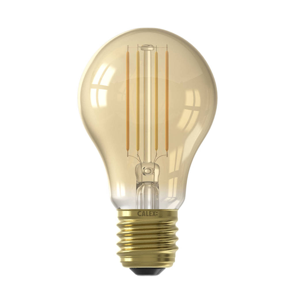 Calex Smart LED lichtbron E27, Goud