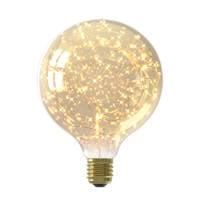 Calex LED lichtbron Stars E27 1,5W Ø12,5cm, Goud