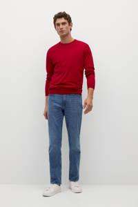 Mango Man wollen trui rood, Rood