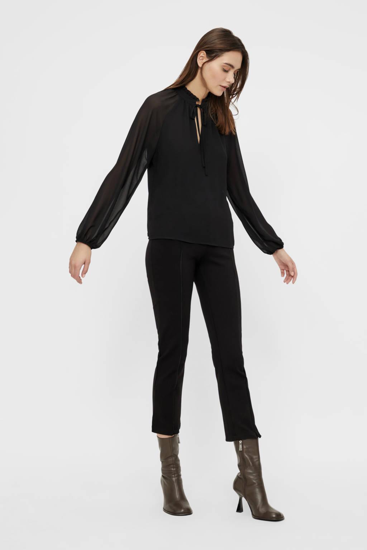 OBJECT blouse zwart, Zwart