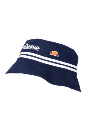 bucket hat Lorenzo donkerblauw