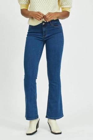 flared jeans VIFLAIR medium blue denim