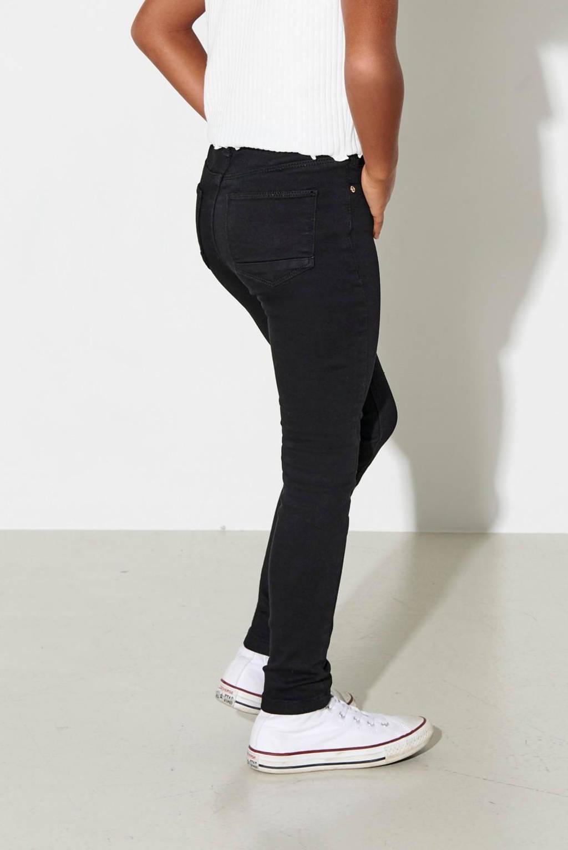 KIDS ONLY skinny broek Kendell zwart, Zwart