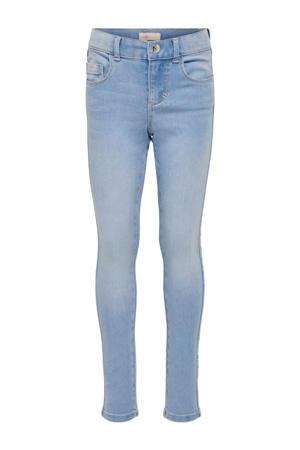 skinny jeans Royal met biologisch katoen light denim
