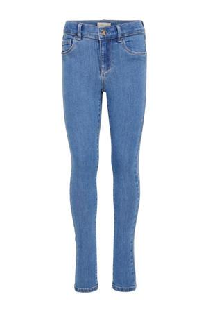 high waist skinny jeans Rain stonewashed