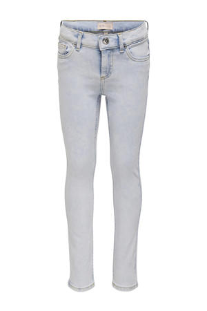 skinny jeans Blush light denim