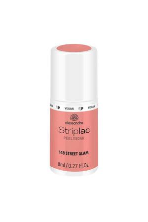 gelnagellak Striplac Peel or Soak - 148 - Street Glam