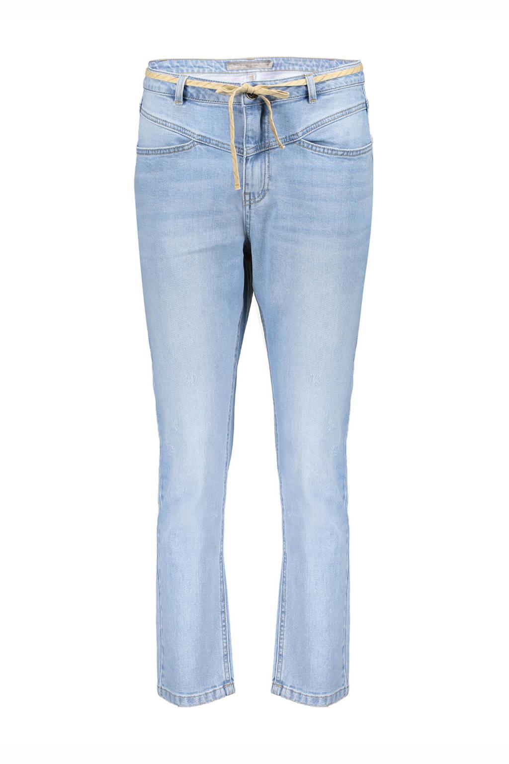 Geisha skinny jeans lichtblauw, Lichtblauw