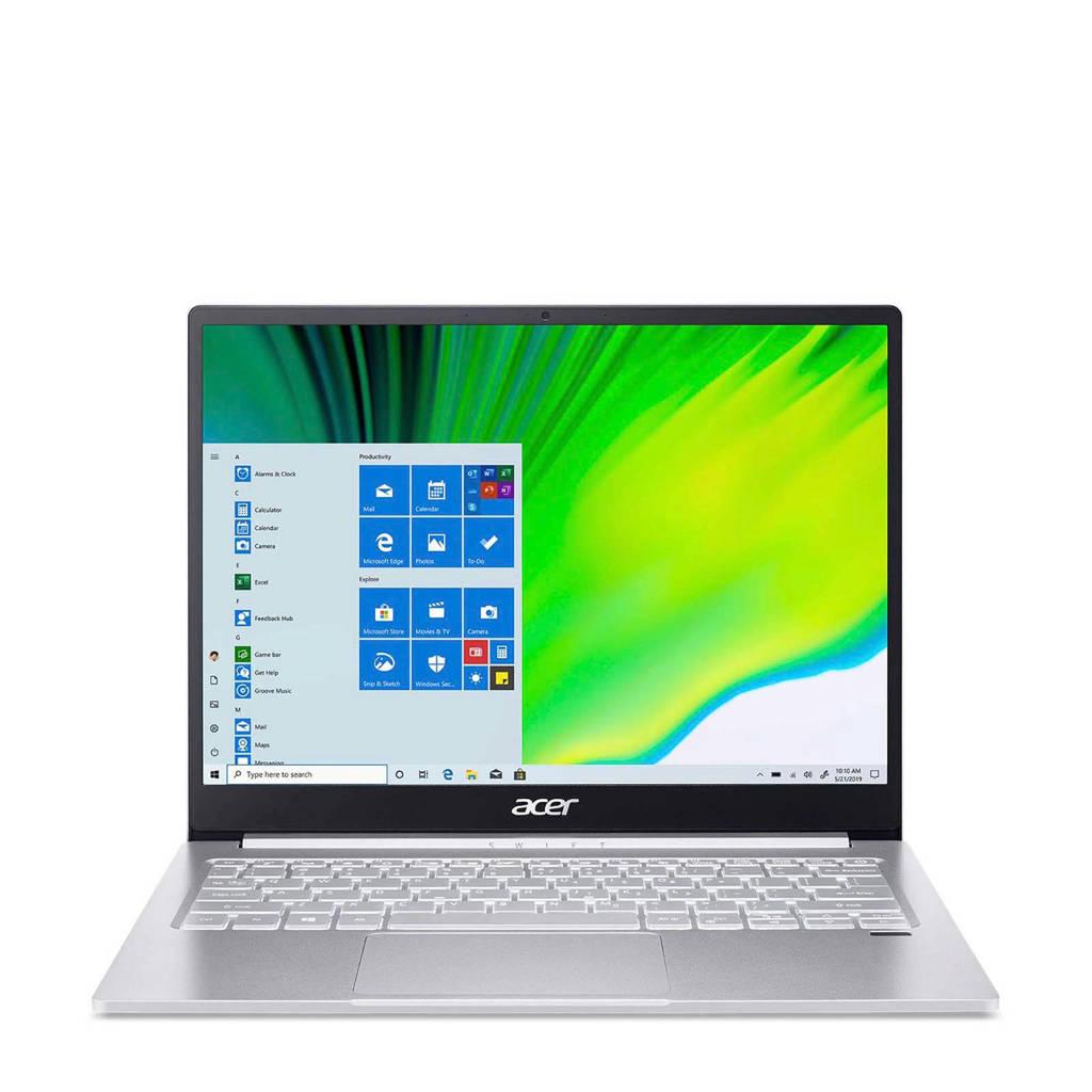 Acer SWIFT 3 SF313-53-71UK 13.5 inch Full HD laptop, Zilver