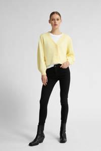 SELECTED FEMME vest SLFLIPA geel, Geel