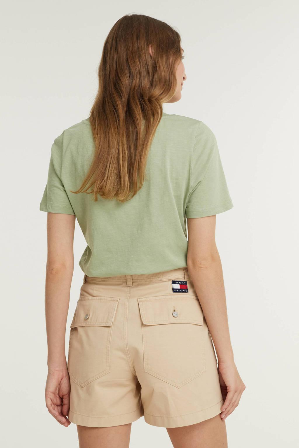 Tramontana T-shirt met printopdruk lichtgroen, Lichtgroen