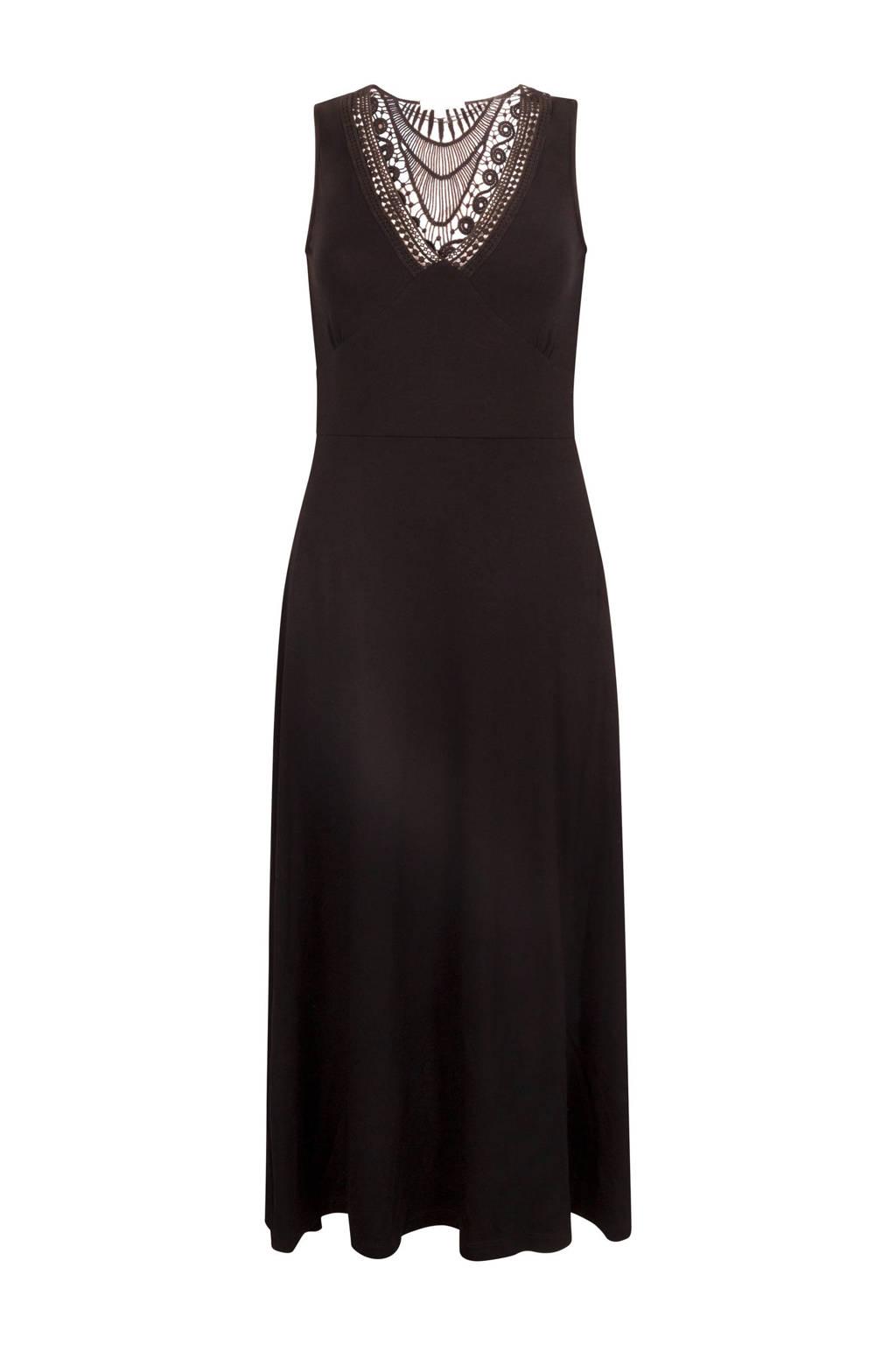 Tramontana jurk zwart, Zwart