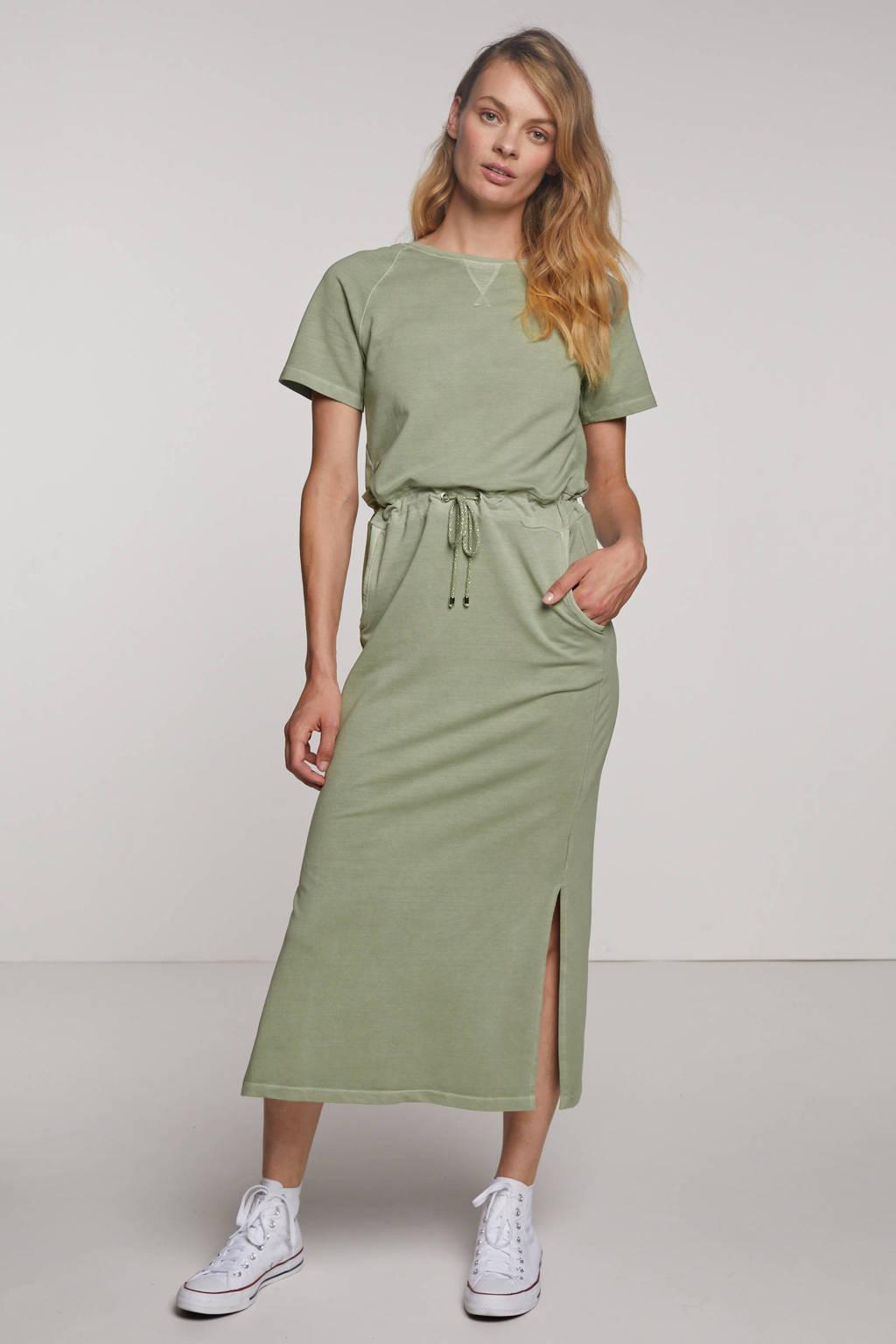 Tramontana jurk groen, Groen