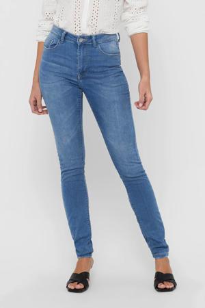 high waist skinny jeans JDYNEWNIKKI light blue denim