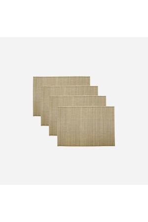 placemat Bamb (set van 4)