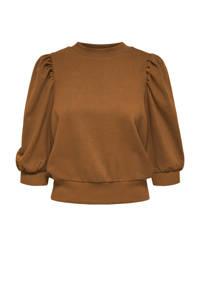 ONLY sweater ONLBALOU bruin, Bruin