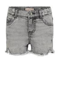 KIDS ONLY jeans short Blush grijs stonewashed, Grijs stonewashed