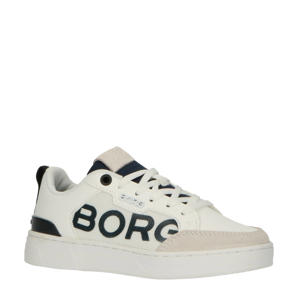 T1060 LGO K  sneakers wit/blauw