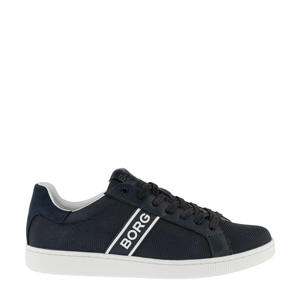 T317 MSH M  sneakers donkerblauw