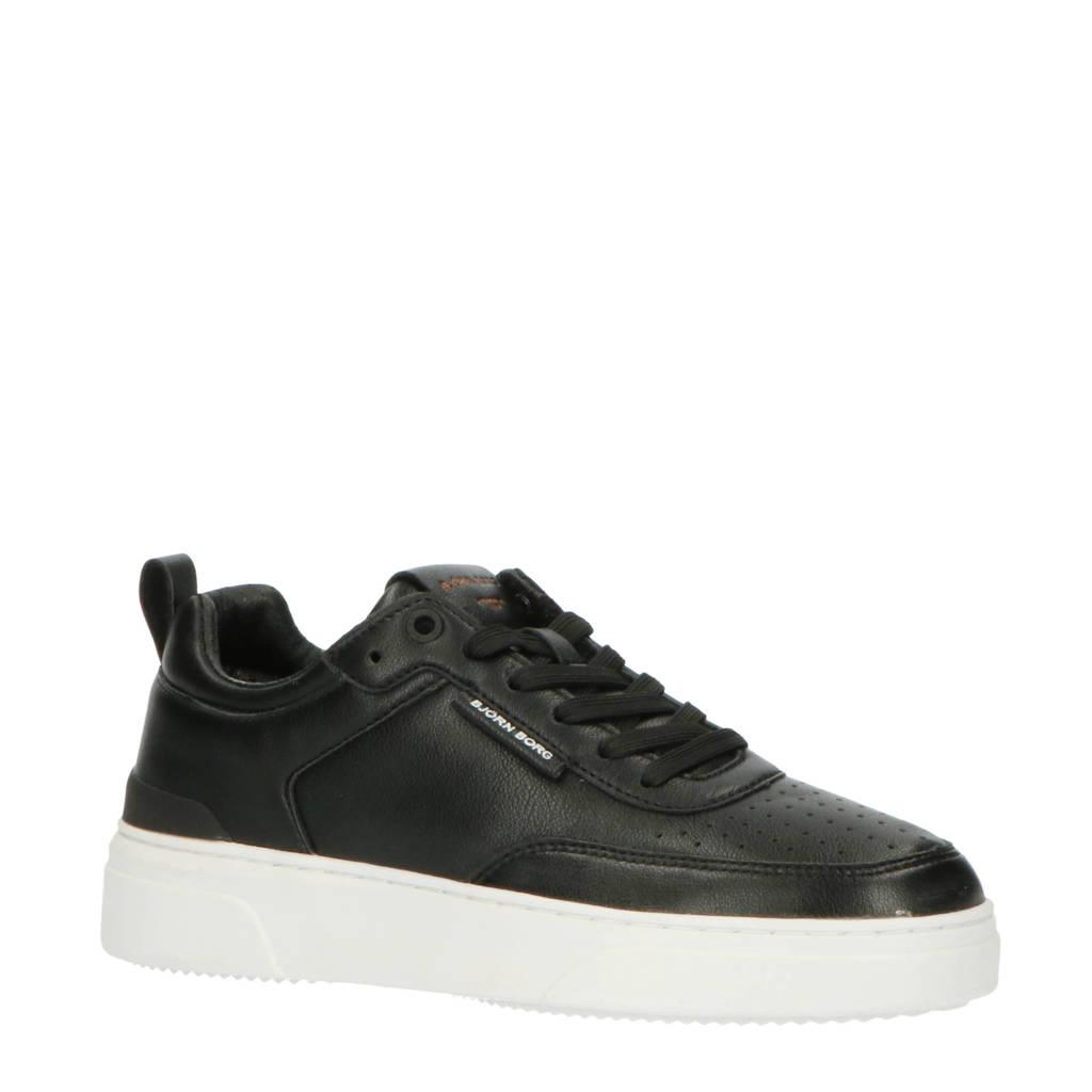 Björn Borg T1920 NYL M  sneakers zwart, Zwart