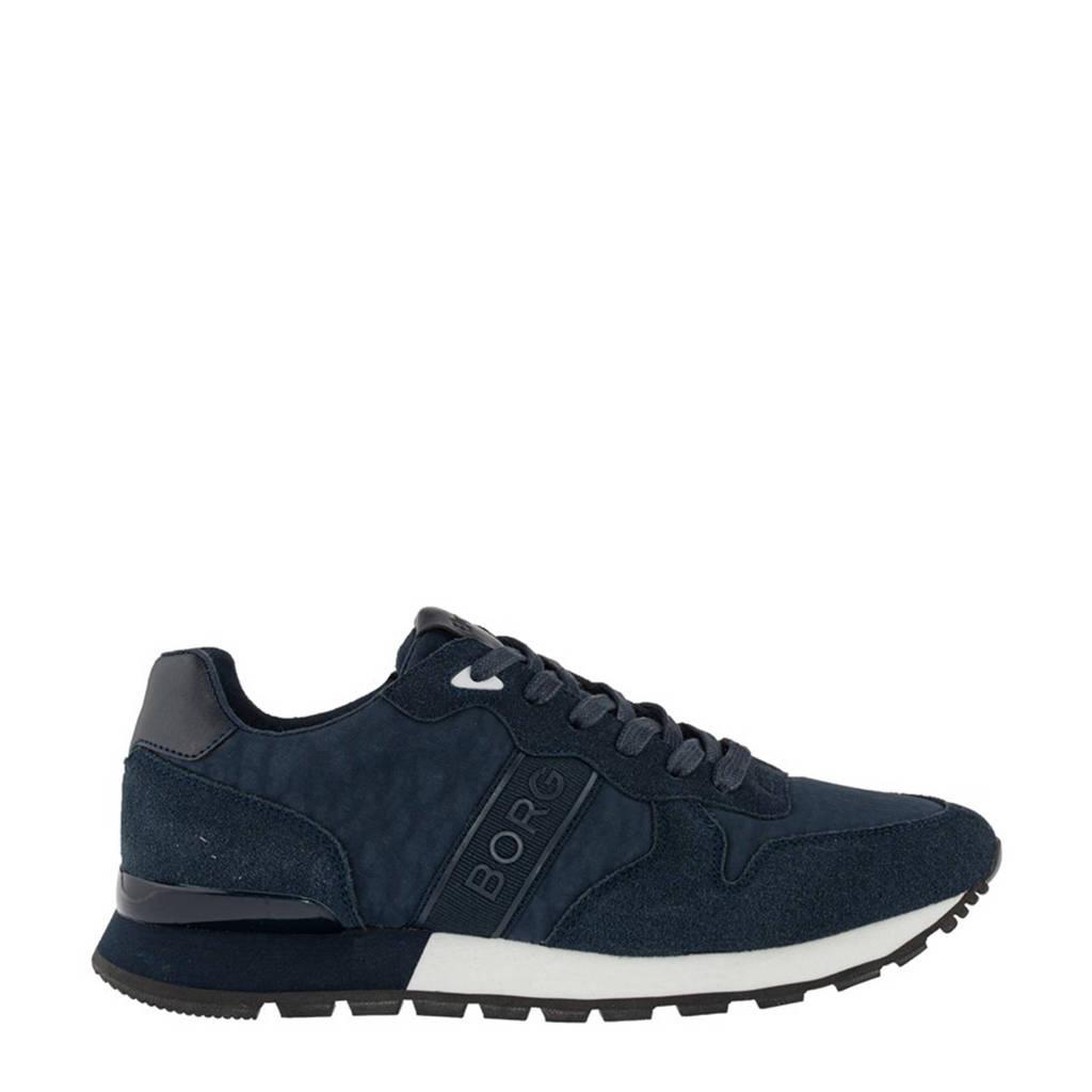 Björn Borg R455 WSH NYL M  sneakers blauw, Blauw