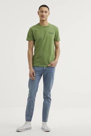T-shirt Darius van biologisch katoen groen