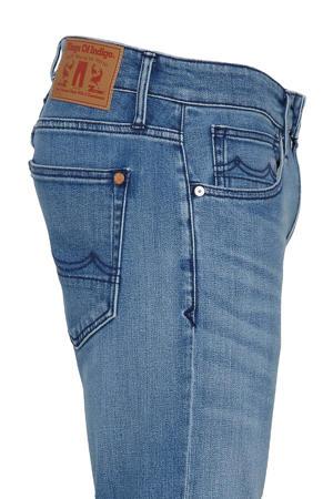 straight fit jeans Ryan 5034 romania light blue