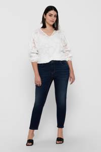 ONLY CARMAKOMA skinny jeans CARANTE dark denim, Dark denim
