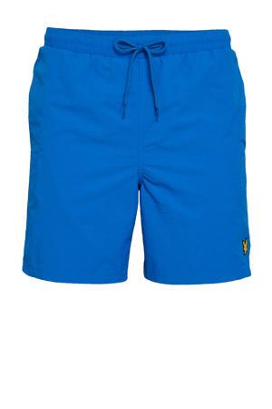 zwemshort kobaltblauw