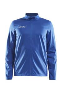 Craft Senior  voetbalvest kobaltblauw, Kobaltblauw