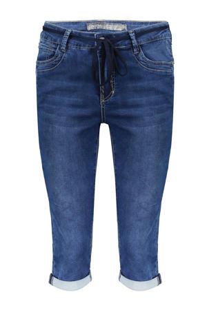 skinny capri jeans dark denim