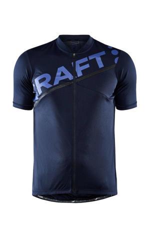 fietsshirt Core Endurance donkerblauw