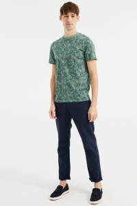 WE Fashion T-shirt met paisleyprint green bay