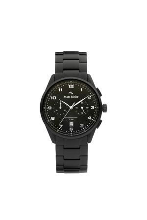 horloge Mont Vélan MM10006 zwart