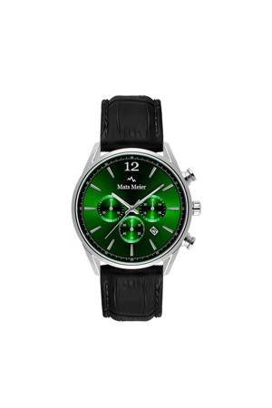 horloge Grand Cornier MM00128 groen/zwart