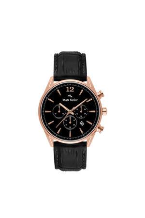 Grand Cornier horloge zwart - MM00129