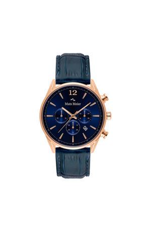 Grand Cornier horloge blauw - MM00131