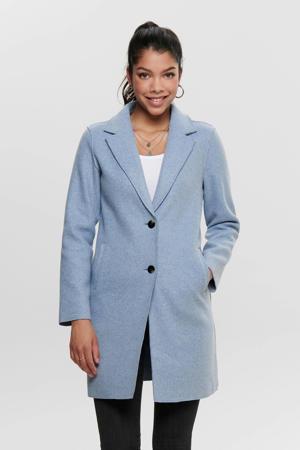 coat ONLCARRIE  blauw