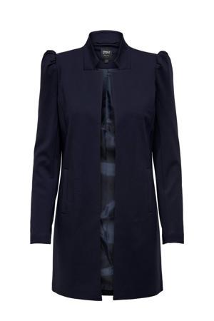 coat ONLPOPTRASH donkerblauw