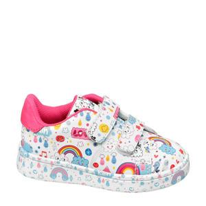 sneakers wit/roze