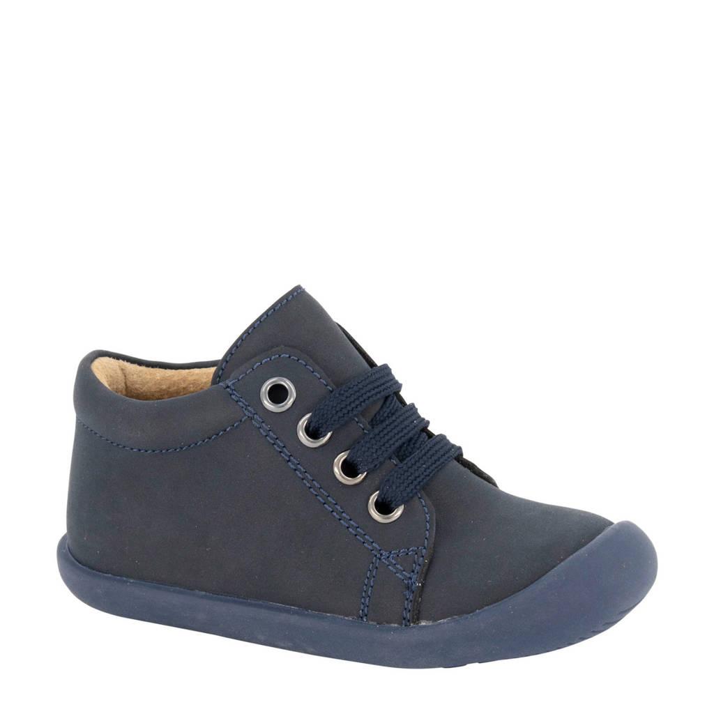 Elefanten   lage schoenen blauw, Blauw